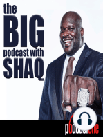 Shaquille O'Neal and Rick Fox talk basketball, life and podcasting - plus Shaq likes LeBron's decision to give his number 23 to Anthony Davis, and plays NBA Free Agency Price is Right on The Big Podcast with Shaq!