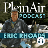 "Tom Hughes on the Importance of Camaraderie and More: In this episode Eric interviews Tom Hughes, winner of the 2019 Plein Air Salon. Hughes shares how is life has changed since winning the annual Plein Air Salon in 2019; The moment ""the heavens opened up"" when he was looking at Winslow Homer paintings..."