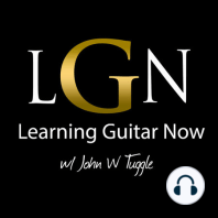Video Podcast 70 Jimmie Vaughan Style Rhythm and Solo lesson.