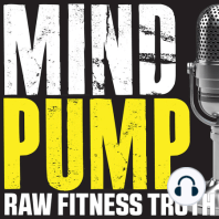 1226: Free Weights vs. Machines for Building Muscle, How to Work Out When Feeling Sore & Tired, the Benefits of Switching up Your Diet & More: In this episode of Quah (Q & A), Sal, Adam & Justin answer Pump Head questions about building a physique using only free weights, whether to increase rep ranges or weight when no longer getting sore after workouts, skipping trigger sessions...