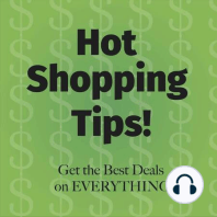Secrets to snagging freebies & discounts—without the gotchas!: In Episode No. 49, you'll learn how to wringmore discounts and giveaways out ofloyalty programs from supermarkets, outlet malls, movie theaters, drugstores, and tons of otherretailers. Even Uber now has a loyalty program!You'll...