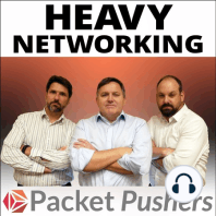 Heavy Networking 493: Taming Service Provider Complexity In 5G Networks (Sponsored): 5G presents a new set of challenges for service provider networks. As networks become increasingly dynamic and distributed to deliver an ever-evolving set of services, providers have to contend with increased complexity.