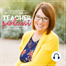Managing the Stress and Overwhelm of Teacher Life: Teaching is tough work. You just can't argue with that. It's easy to get stressed out, overwhelmed and burn out. My guest, Dawn Pensack, was a middle school math teacher. She actually got so stressed out as a teacher that she physically got sick....