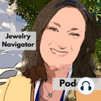 Nayla Shami Shares Life's Experiences Through Her Jewelry Designs: Nayla Shami Shares Life's Experiences Through Her Jewelry Designs  In last week's episode, I mentioned a few jewelry destinations for upcoming podcast stories.  Today's jewelry designer's story is influenced by traditional hand fabrication methods pass...