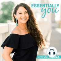 151: Top 10 Healthy Holiday Eating and Stress Hacks + How to Curb Emotional Cravings w/ Dr. Mariza: While the holidays are a wonderful time of year, they can often result in major emotional stress, giving into cravings and forgetting about your self-care routine. Instead of letting the holidays consume you, be prepared this holiday season with simple an