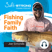 EP 166: The Power Of A Fishing Picture...: Do you love taking pictures of the fish you catch? Then you'll love this episode with pro outdoor and fishing photographer Jessica Haydahl.