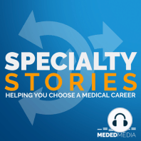 """105: What is Breast Imaging Radiology Like?: Session 105 There are no typical days in radiology. Dr. Anjali Malik joins me to talk about breast imaging, guided biopsy, and what it means to develop a diagnostic """"eye."""" For more resources, check out all our other great podcasts on . Listen to..."""