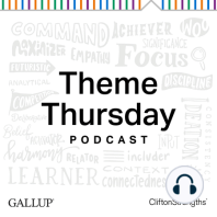 Command: Highlights From Your CliftonStrengths 34 - Season 5: To learn more about becoming a Certified Strengths Coach at the Gallup Strengths Center: http://on.gallup.com/1i5OXhq.  Gallup's Theme Thursday is a live Webcast that targets strengths coaches and enthusiasts to provide a deeper context behind the...