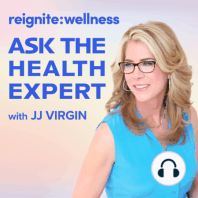The Incredible Health & Weight Loss Benefits of Apple Cider Vinegar with JJ Virgin: The Pros of Apple Cider Vinegar & How to Add ACV to Your Daily Routine