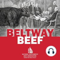 Beltway Beef: Shaping the Sustainability Conversation (No Music): In this week's podcast, we talk to NCBA's Senior …