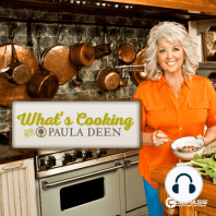 What's Cooking with Paula Deen - Low Country Boil, Russo Style: The kings of seafood in Savannah, The Russo Brothers also make homemade, delicious Italian sausage for their famous Low Country Boil. Thanks to Aunt Joan for teaching them how to make it. Paula and Vincent have some fun preparing and sharing...