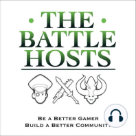 Episode 111: Mathhammer Part 2: In this episode, we interview Brandon Grant to talk about how he uses mathhammer to answer questions important to his army, how to help when building army lists, and how to prepare for games by knowing the offensive and defensive capabilities of his u...