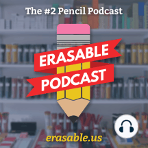 Episode 140: Thumb Ring, Tank Top, Lucky Coin (with special guest Kiki Petrosino): A podcast by and for those who love wooden pencils.