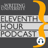Episode 128: Poetry and Questions of Peace - Zach Savich