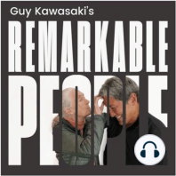 Trailer: Introducing Guy Kawasaki's Remarkable People.  Launching December 4th.