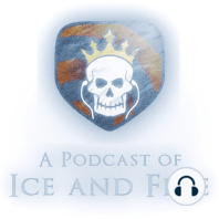 Episode 160: The Ice Dragon: Episode 160 for the week of November 23rd, 2014. We provide a review of the recently re-released Ice Dragon, written by George RR Martin and illustrated byLuis Royo. Joined by the usual Martinsphere review group from Bastards of Kingsgrave,