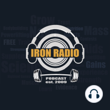 Episode 575 IronRadio - Topic Characterize Your Diet