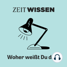 """""""Ich war am Schwachsinn Atomkraft beteiligt!"""": Klaus Töpfer war für die deutschen Kernkraftwerke verantwortlich und hat dann den Atomausstieg mit befördert. Warum er jetzt ein Endlager für Atommüll sucht, verrät er im ZEIT Wissen Podcast."""