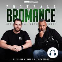 SCOUTING REPORT WEEK 9: Coach Esume und Björn Werner sind wieder heiß am diskutieren in dieser Folge.