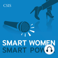 The Global Economic Impact of Covid-19 on Women: Host Beverly Kirk moderated a virtual Smart Women, Smart Power event with Jen Klein and Rakeen Mabud of TIME'S UP and Rachel Vogelstein of the Council on Foreign Relations.