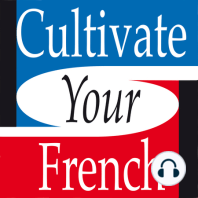 CYF 028 — 1858 — mercredi 1er juillet 2020 — Au restaurant avec Adeline: This is Laetitia and you are listening to Cultivate Your French podcast, the slow version of One Thing In A French Day podcast. I hope you are well and happy. Today's episode is about my meeting with my friend Adeline who is a patissière and also a podc...