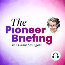 Europäer gesucht: Günther Oettinger über die Kriterien der Nachfolge Angela Merkels.