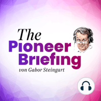 Hongkong | Cannabis | EU-Billionen: Robin Alexander präsentiert Steingarts Morning Briefing