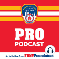S4, E46 FDNY Drones and Robotics with Battalion Chief Anthony Pascocello and Captain Michael Leo: On March 6, 2017, the FDNY launched its first ever tethered drone to respond to a fire in a 6-story building on Crotona Park North in the Bronx. It was a ground-breaking moment. After September 11, 2001, the need for enhanced situational awareness of the