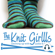 TheKnitGirllls Ep496 - Seasoned Knitters: This week we talk crafting and Leslie makes a plea for a vintage embroidery thread.  Shownotes found at www.theknitgirllls.com