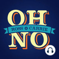 Ross and Carrie Are Baseball Magnets (Ormus Edition): Ross and Carrie spend their hard-earned money on three potions from local alchemist Swaha Ron. They test Anu Alchemy's serums and flagship product, Ormus, for skin tightening, EMF blocking, and attracting baseballs. Plus, a phone call with Swaha Ron.