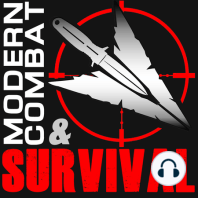 MCS 004: Urban Survival Firearms | Jeff Anderson: Arming Yourself For The Apocalypse With The Best Guns For Survival
