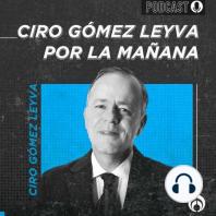 El Tribunal Electoral resolverá la cancelación de la elección interna de Morena: Delgado: Mario Delgado denunció que existe mucho interés en que él no llegue a la dirigencia de Morena