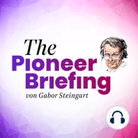 Mike Mohring | Mount Everest | Glühweintrinker: Dagmar Rosenfeld, die Chefredakteurin der WELT, präsentiert Steingarts Morning Briefing