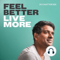 #139 BITESIZE   Free Your Subconscious Mind and Reach Your Full Potential: CAUTION ADVISED: this podcast contains swearing.  Our subconscious mind can control our behaviours and thoughts, creating negative thought patterns and limiting beliefs.  This week's Feel Better Live More Bitesize guest is writer, speaker and thought l...