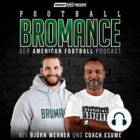 SCOUTING REPORT DIVISIONAL ROUND: Heiss, heisser, Football Bromance !