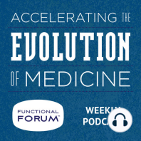 Resistance, Resilience and Recovery: Patient Care in a Pandemic: On this episode James talks with Joel Evans, MD about how the Institute for Functional Medicine has created content for their programs in response to COVID-19.