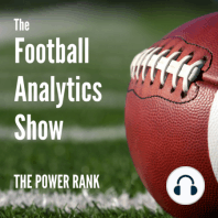 Richard Johnson on College Football Championship Week, 2020: Richard Johnson, a college football writer whose work appears on the SEC Network, Washington Post and FiveThirtyEight, joins me to break down championship week. First, he tells us how analytics informs his coverage, and his beautiful description...