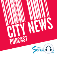 An update on COVID-19 in Spartanburg: Today on the podcast, we're talking with City Manager, Chris Story about the latest on COVID-19 in Spartanburg and about the City's response to this global pandemic.