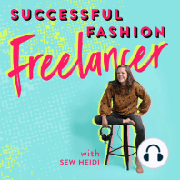 SFD115 How to Start a Clothing Line with (practically!) No Money: When you think about starting your own clothing line, you probably imagine garments you designed completely from scratch gracing a magazine page or floating down a runway. But starting a fashion brand takes years and a major investment of cash. If...