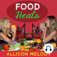 """314: The PlantBasedG's Dramatic Weight-Loss Story Plus the Secret to King Oyster Mushrooms: Being hailed as """"Sex and the City for Food,"""" The Food Heals Podcast brings together experts in the field of nutrition, health and healing to teach you the best-kept natural secrets to being a hotter, healthier, happier YOU!   is hosted by..."""
