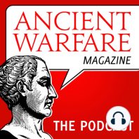 AW124 - Barbarians: 'Torn between the mighty empire that raised him and his own tribal people, a Roman officer's conflicted allegiances lead to an epic historical clash' The Ancient Warfare magazine team are joined by Joanne Ball from Liverpool University to discuss the...