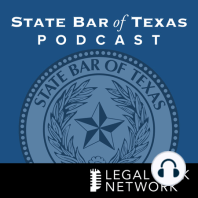 2020 State Bar of Texas Elections: Get to Know Your Presidential Candidates: 2020 elections for the State Bar of Texas and TYLA are starting now! Host Rocky Dhir is joined by presidential candidates Sylvia Borunda Firth and Pablo Almaguer to discuss their backgrounds, qualifications, and what they hope to bring to the Bar...