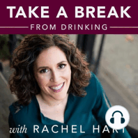 Ep #186: Editing Your Drinking Mindset: How to edit your default thoughts to ones that serve you.