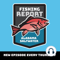 """April 13-19, 2020:   On this week's Alabama Saltwater Fishing Report, Butch and Capt. Patric Garmeson are talking offshore fishing with """"The Coastal Connection"""" Angelo DePaola and Scott """"Kayak Man"""" Kennedy shares the onshore/kayak report. Plus, delivering the..."""