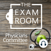 Using Food in the Fight Against COVID-19: Dr. Baxter Montgomery is using food in the fight against the coronavirus! He joins  on The Exam Room™ from the virtual Fairfax Veg Fest to talk about the effects he's seeing of prescribing a healthy diet in conjunction with state-of-the-art...
