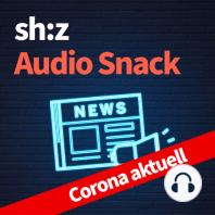 Corona-Impfen in SH zeigen offenbar erste Erfolge: sh:z Audio Snack am 2. März um 5 Uhr