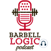 S10Ep5 - The Navy & Fitness on a Boat (The Military Series): We're on a boat! Niki Sims talks to CJ Gotcher and Andrew Jackson--Barbell Logic staff coaches, full-time employees, and Navy Veterans--about their experience with the Navy and the physical demands of the Navy, including how you squeeze through...