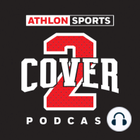 Spring QB battles that impact our predictions: Steven Lassan and Braden Gall talk college football.  Candidates for the Kansas job Oklahoma-Nebraska fiasco The ACC's new progressive rules AD's silencing coaches The most important QB battles this spring: Ohio St, Penn St, Michigan, Notre Dame LSU,...