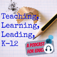 """Daniel Warren Mutschler - Founder of FMInitiative - talks about how to save unmotivated students - 361: Daniel Warren Mutschler - the founder of FMInitiative talks about how to save unmotivated students. This is episode 361 of Teaching Learning Leading K12, an audio podcast. According to Daniel, """"I grew up in the pacific north west, I began life after hig..."""
