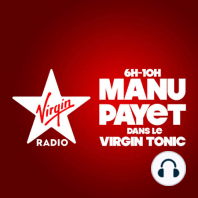 Le replay du 24 Fevrier 2021 du Virgin Tonic avec Manu Payet: Tous les matins de 7h à 10h, Manu Payet, Mélanie, Clément, Ginger et Nico vous accompagnent au réveil et sur la route du taf avec bonne humeur et bienveillance (et avec un peu de mauvaise foi aussi…) !